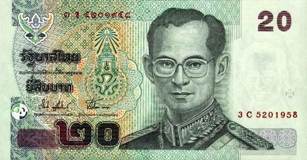 Валюта Таиланда