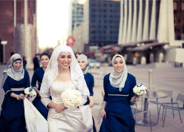 мусульманский брак