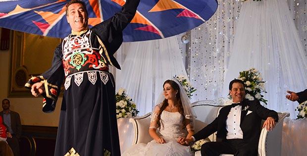 свадебные традиции Египтян