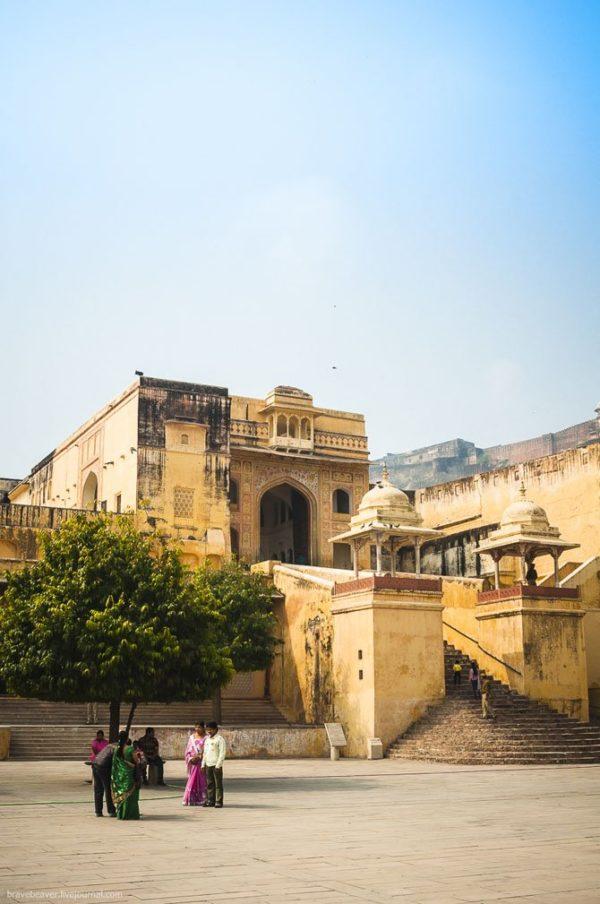 Джайпур Хава Махал