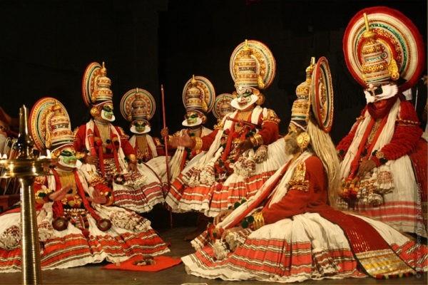 Катхакали