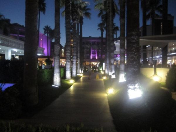 Мармарис ночью
