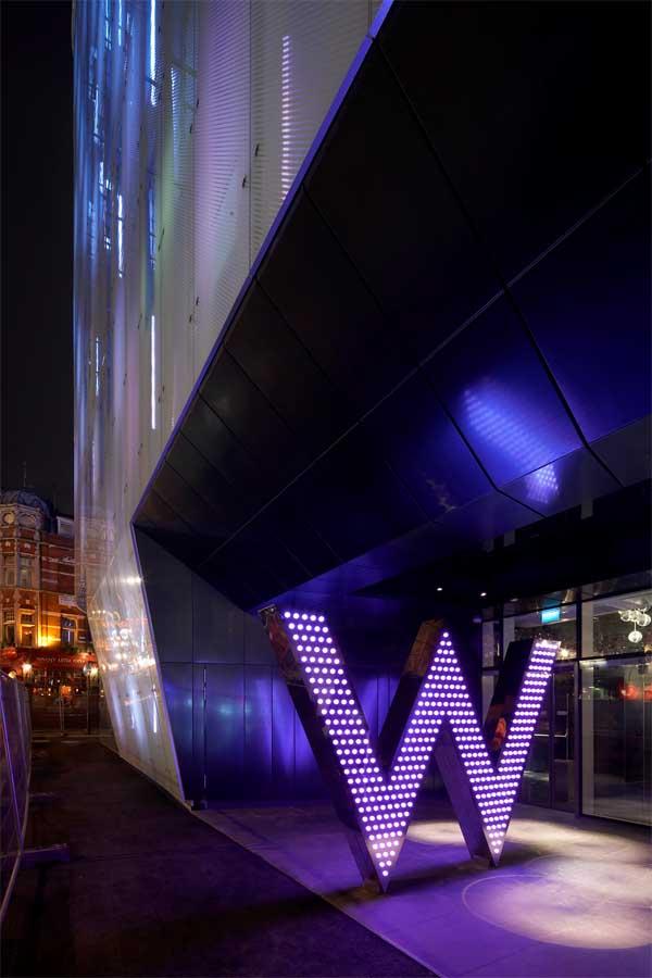 W LondonLeicester Square отель