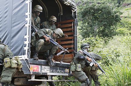 Колумбия. Истоки кокаина
