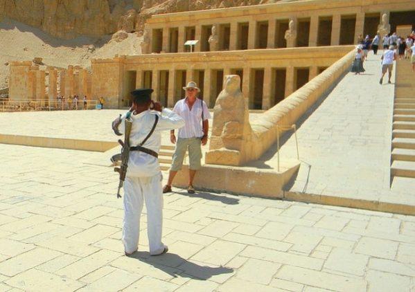 Торговля и Бакшиш в Египте