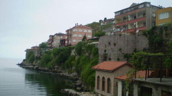 побережье Турции