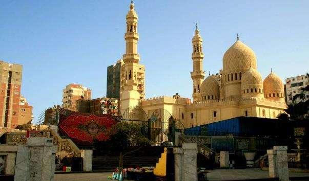 мечеть Эль-Мурси Абуль Аббаса