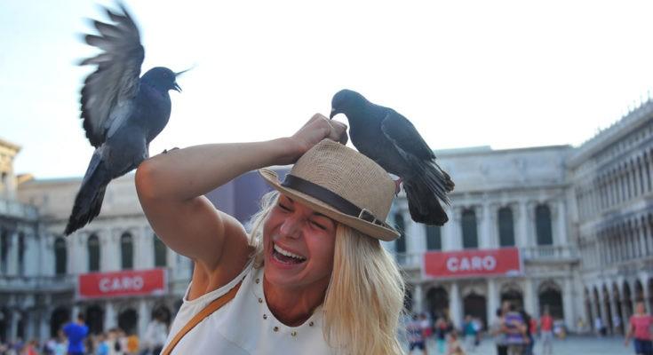 """туристам грозит штраф за """"неправильную"""" обувь"""