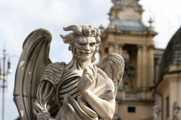 Экскурсия Ангелы и Демоны