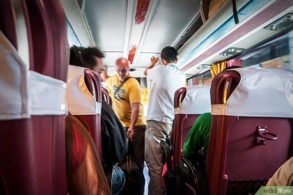 Что взять в дорогу в автобус