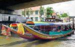 Экскурсия по реке Чхао Пхрайя. Бангкок