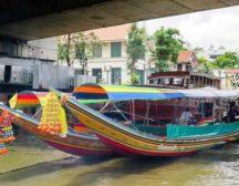 Экскурсия по Чхао Пхрайя
