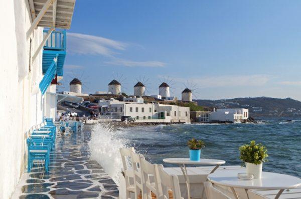 Курорт Миконос