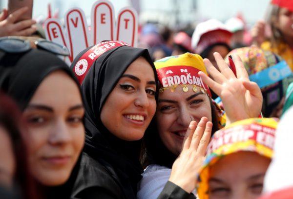 Народ Турции