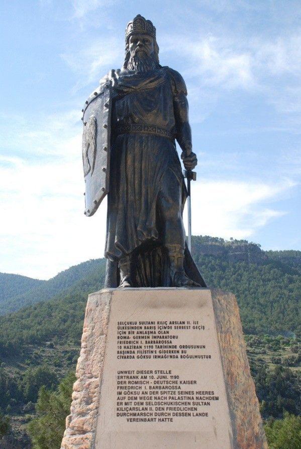 Памятник Фридриху Барбаросса