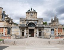 Дворец-замок Ане