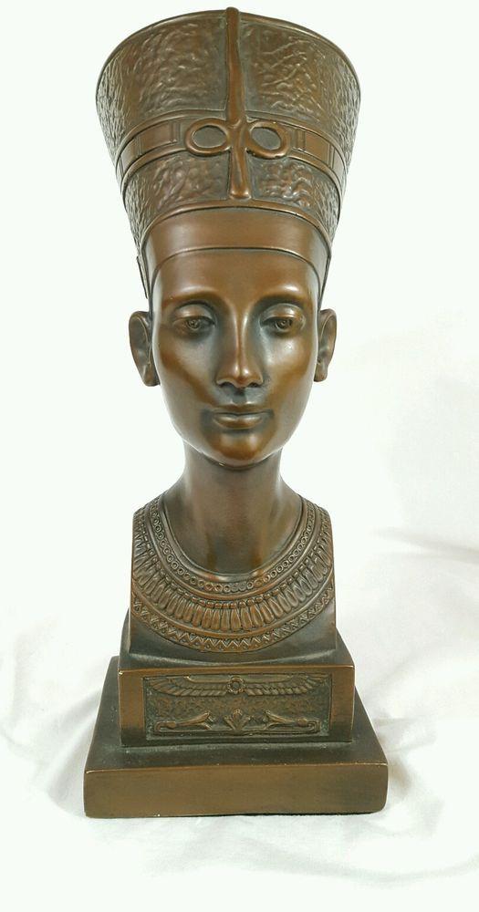 бюст нефертити в египте