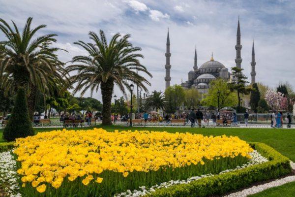 Турция в апреле