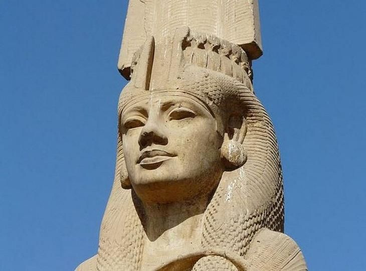 Скульптуры Египта