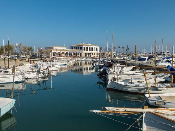 Порт де Польенса