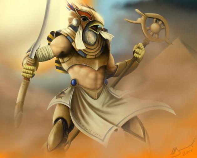 бог Хор