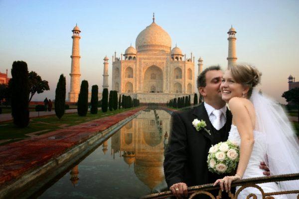 медовый месяц в индии