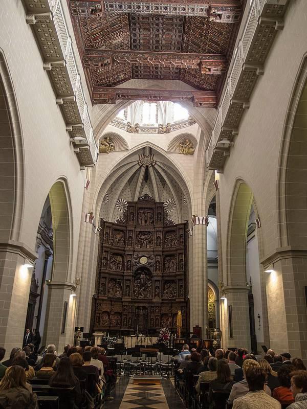 Кафедральный собор в Теруэле