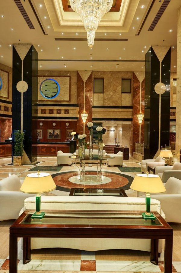 номер в гостинице Каира