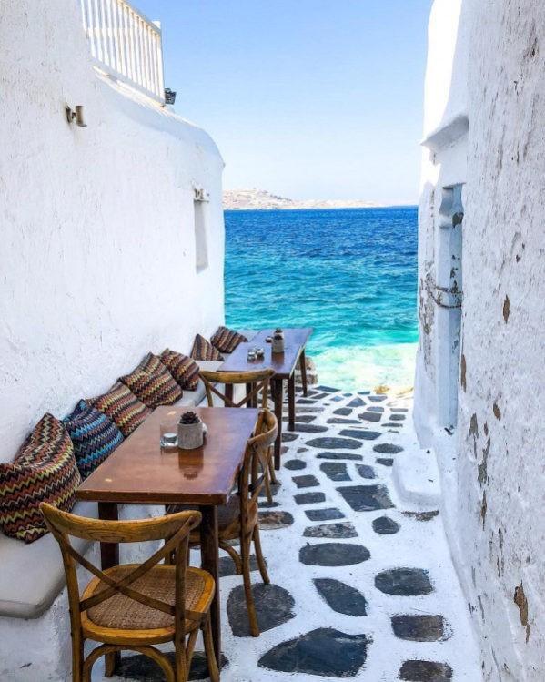 Курорты в Греции