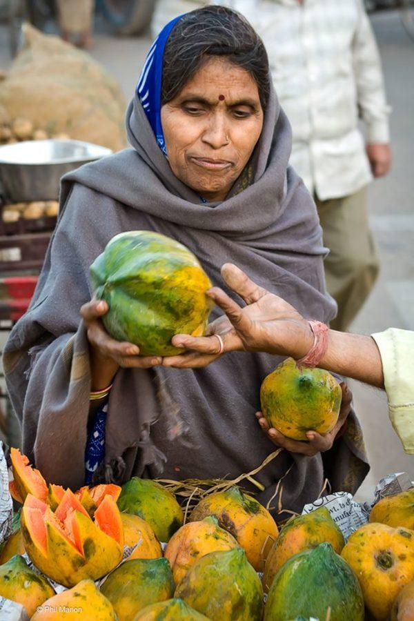 за покупками в индию