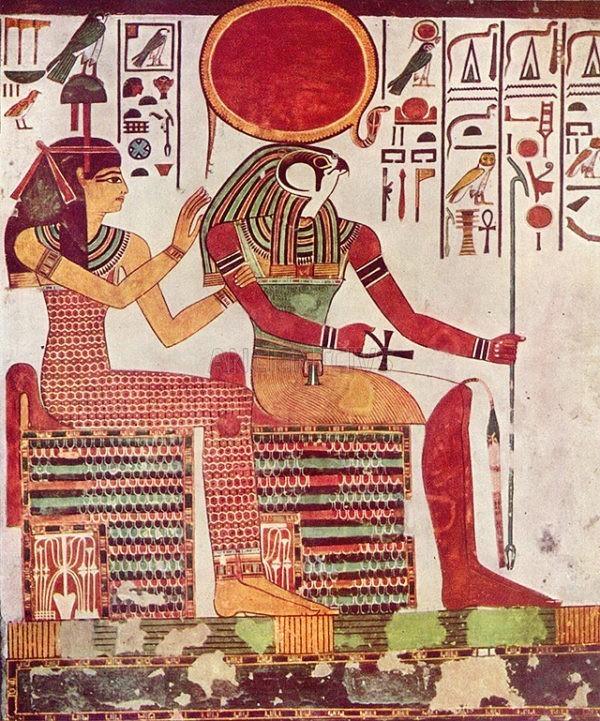 боги Египтян