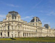 дворец лувр