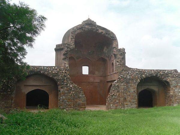 крепость Салимгарх