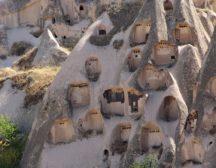 пещеры Каппадокии