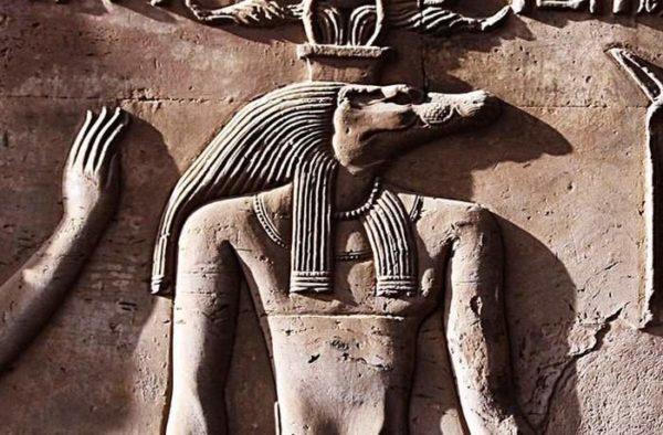 звероголовые боги древности